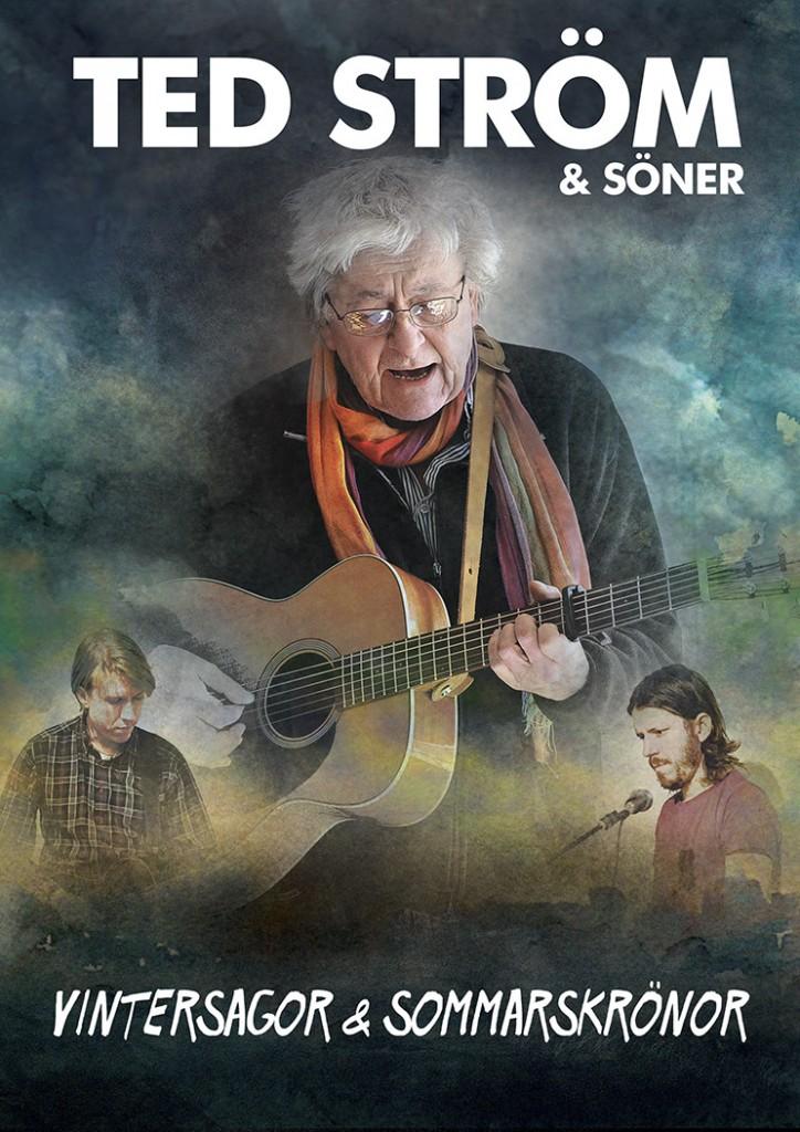 Affisch Ted & söner utan plats WEB